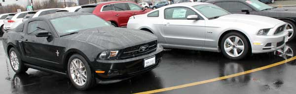 12 mustang v6 crater lake ford or