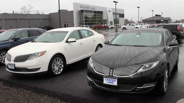 13 MKS MKZ crater lake ford or