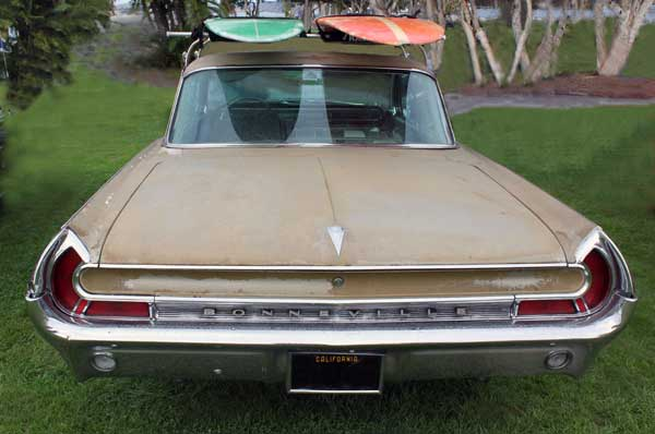 62 bonneville erik de mello surf car rear alleyfind