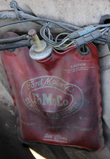 62 mercury Comet san pablo ca washer bag