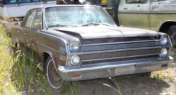 AMC Ambassador deer lake f