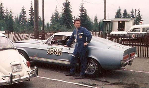 67 gt350 fidel kunz by car