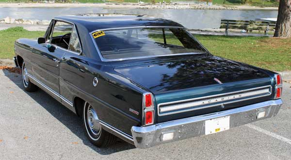 67 pontiac acadian canso duncan driver s rear
