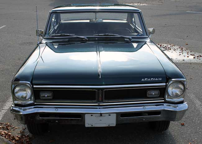 67 pontiac acadian canso duncan front
