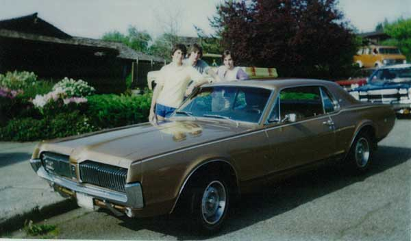 67 cougar xr7 chris 1978