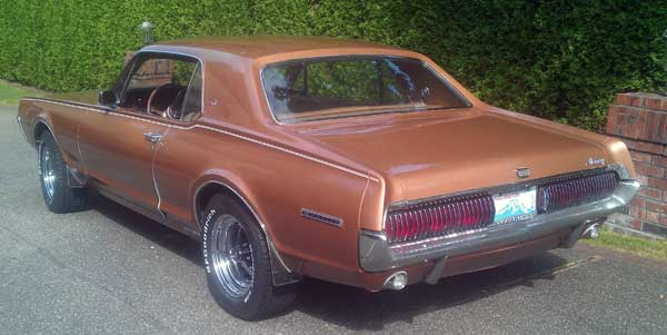 67 cougar xr7 chris 2013