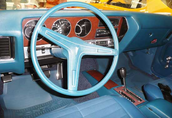 71 gto judge convertible lucerne steering wheel