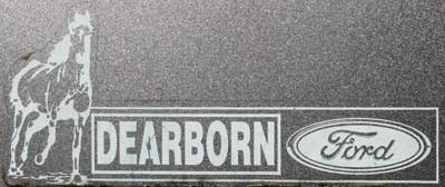 dealer dearborn ford kamloops sticker