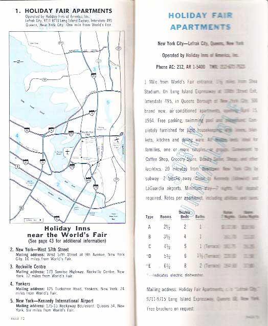map 1964-holiday-inn-new-york-world-fair