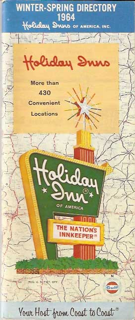 map 1964-holiday-inn
