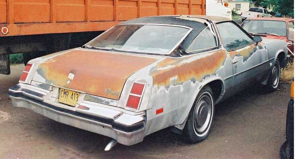 OOCC Vette trip wallly's oldsmobile pendleton or