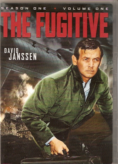 the fugitive dvd season 1 vol