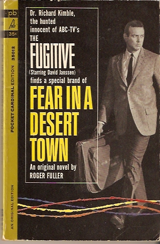 the fugitive fear in a desert town book
