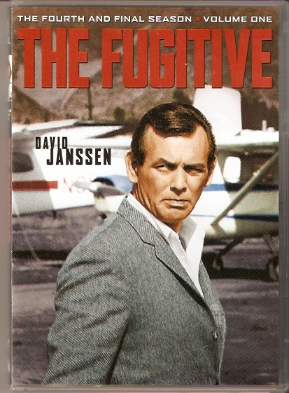 the fugitive season 4 dvd