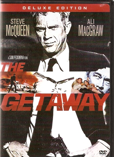 the getaway original dvd