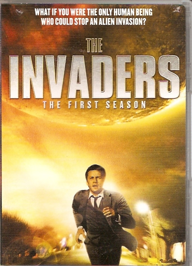 the invaders 1st season dvd