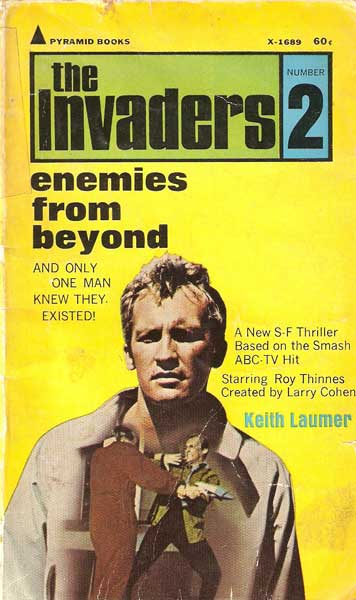 the invaders 2 pyramid pb oct 67
