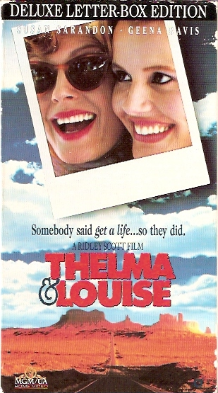 thelma and louise vhs