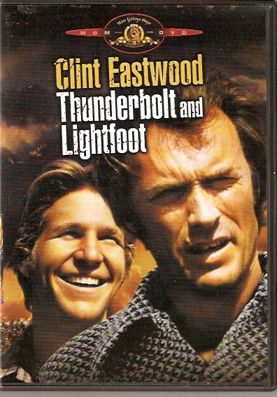 thunderblolt and lightfoot dvd